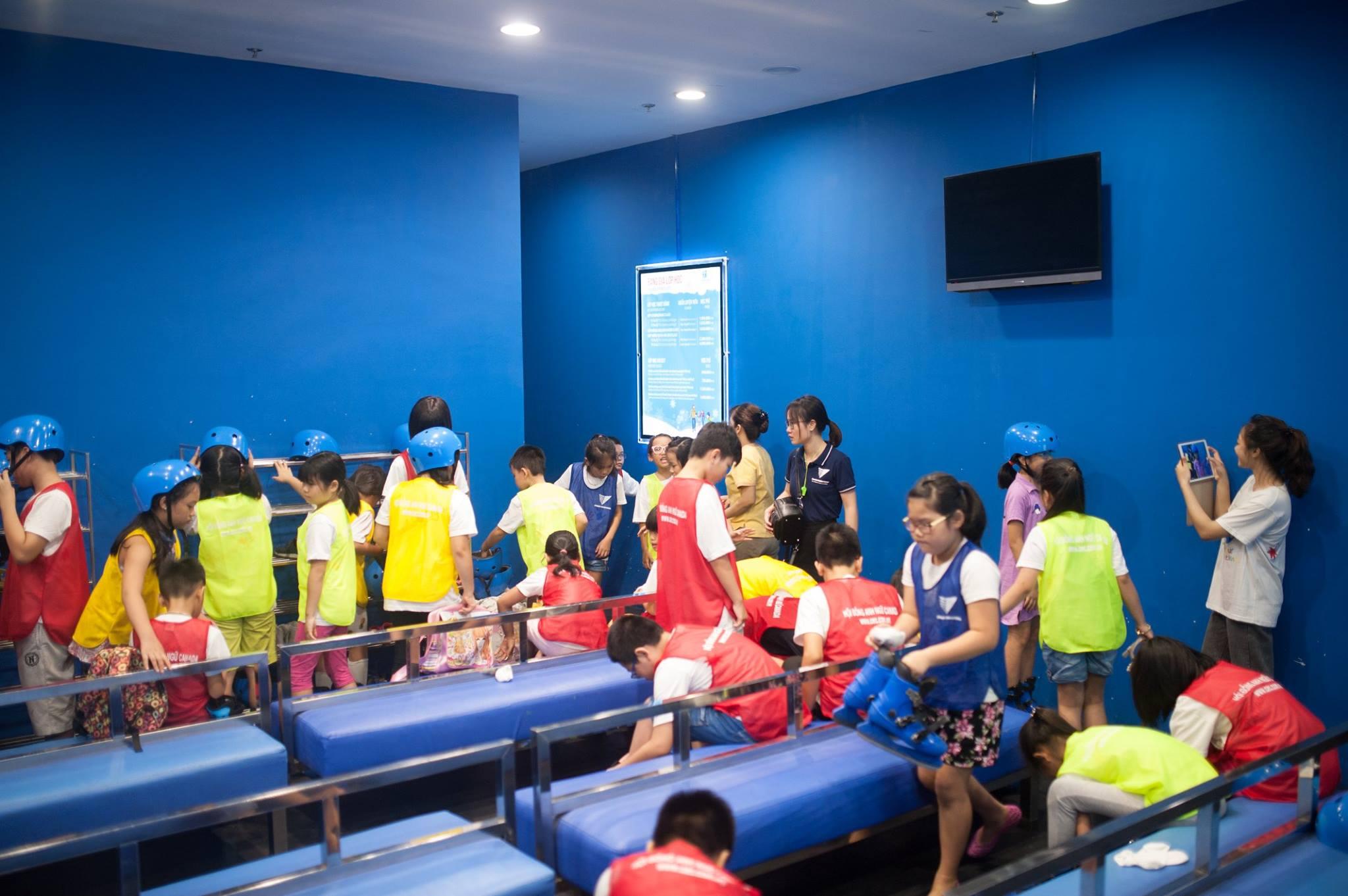 học ielts cấp tốc nhanh chóng tại Hàn Nội