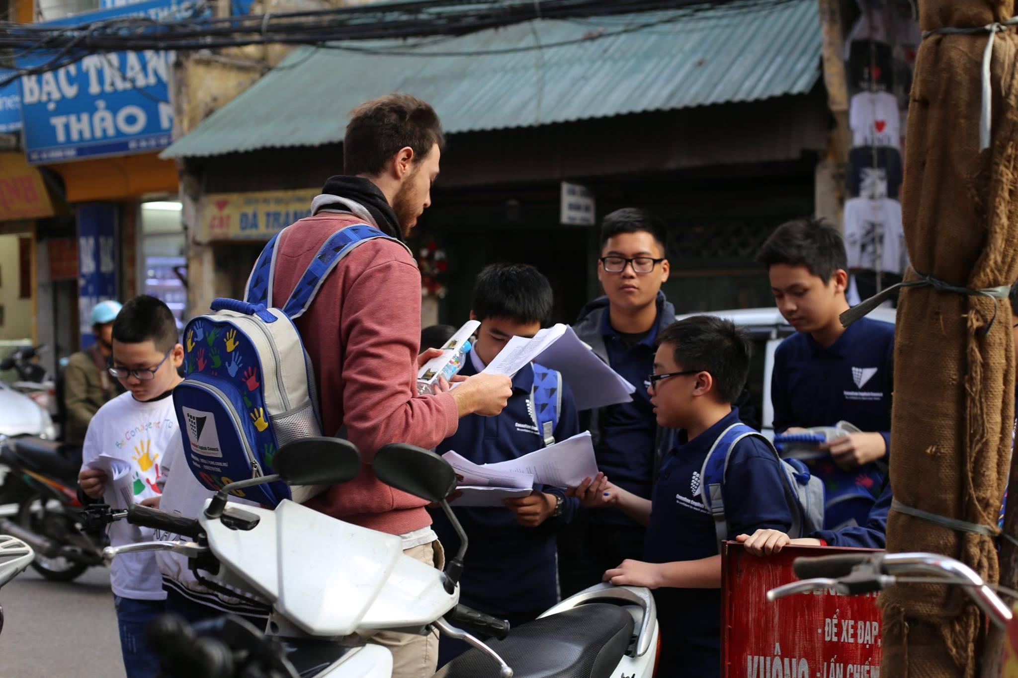 Trung tâm IELTS số 1 Hà Nội