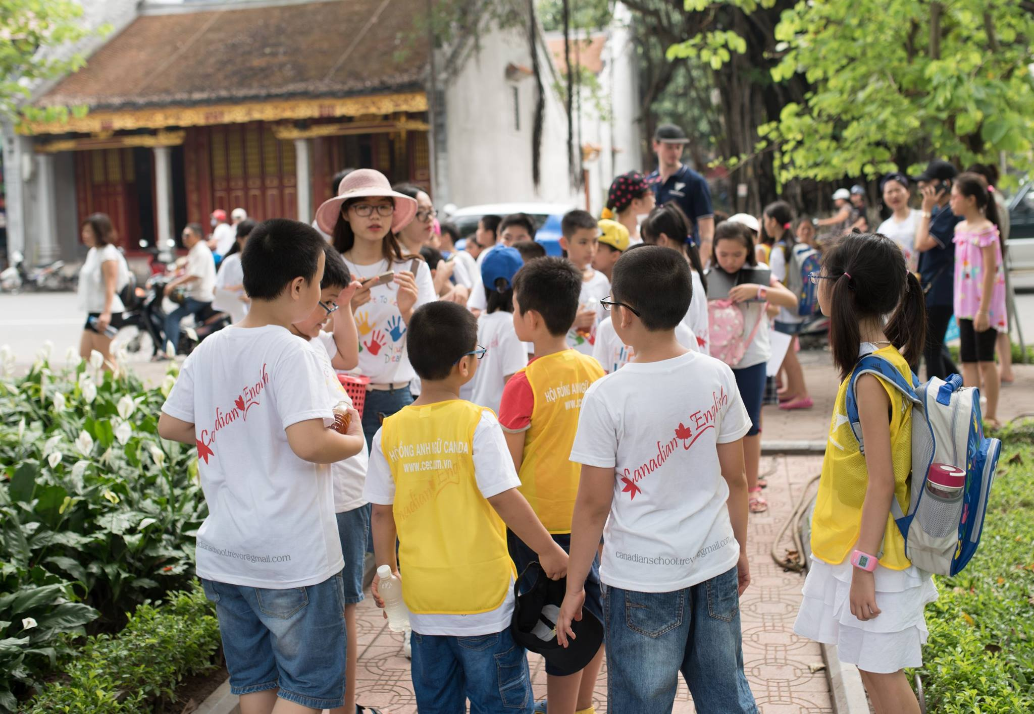 hoc ielts o dau tot nhất tại Hà Nội